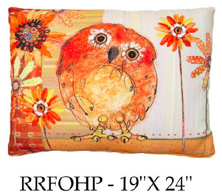 Owl, RRFOHP, 19x24