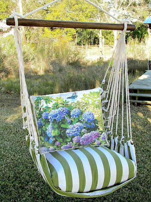 Hydrangea Swing Set, SPTC802-SP