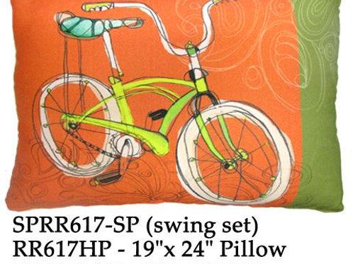 Retro Bicycle, RR617, 2 sizes