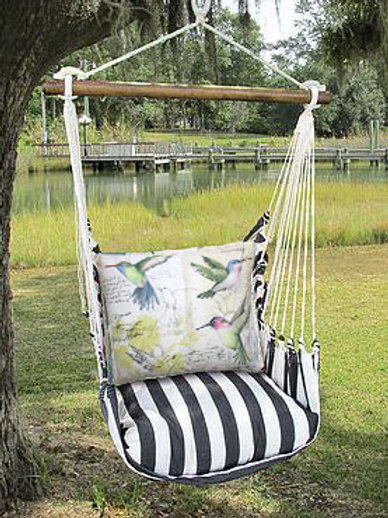 TB Swing Set w/ Hummingbirds, TBSW704-SP
