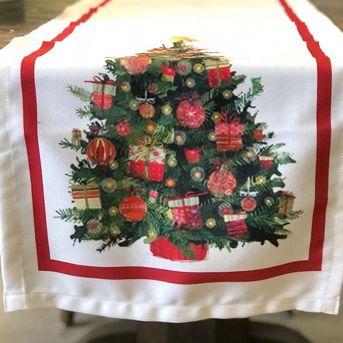 """Christmas Tree Runner, RR816RNR, 14""""x60"""""""
