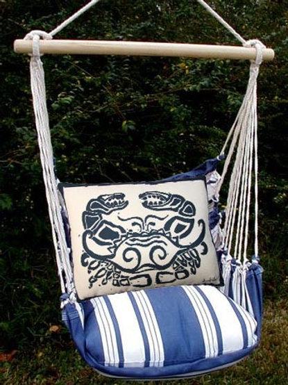 MA Swing Set w/ Crab Pillow, MAAK501-SP