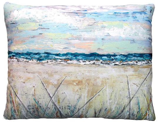 Beach Landscape 2 Pillow, LS202, 2 sizes