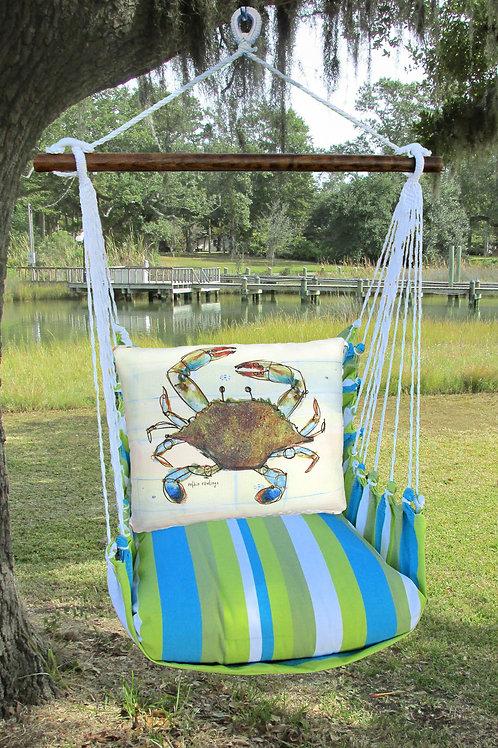 Blue Crab Swing Set,  BBRR907-SP