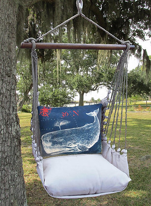Whale Swing Set, LTTC611-SP