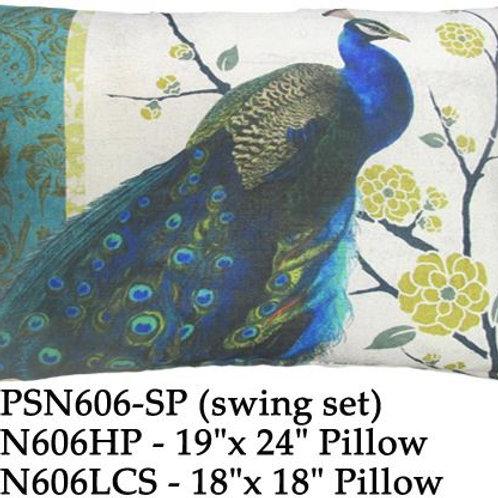 Peacock, SN606, 2 sizes