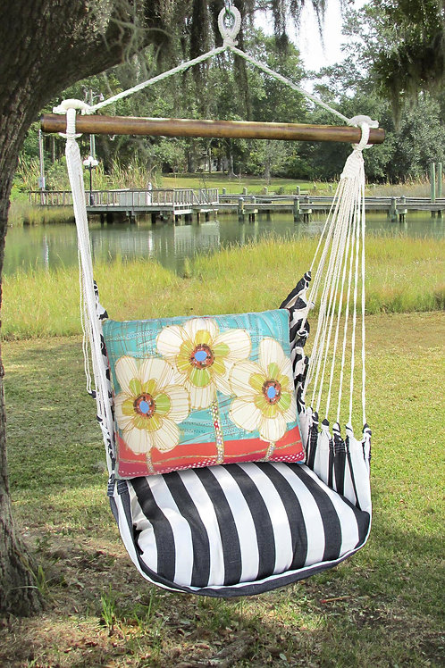 TB Swing Set w/ Daisies, TBRR602-SP