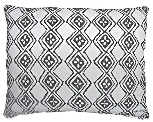 Abstract Print Pillow, RR204, 2 sizes