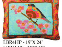 Bird Pillow, LBR4, 2 sizes