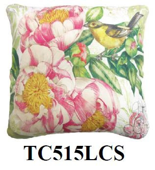 Bird & Flower, TC515LCS, 18x18 only
