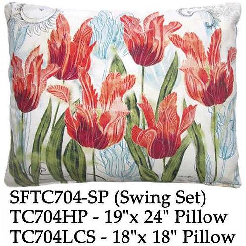 Tulips 4, TC704, 2 sizes