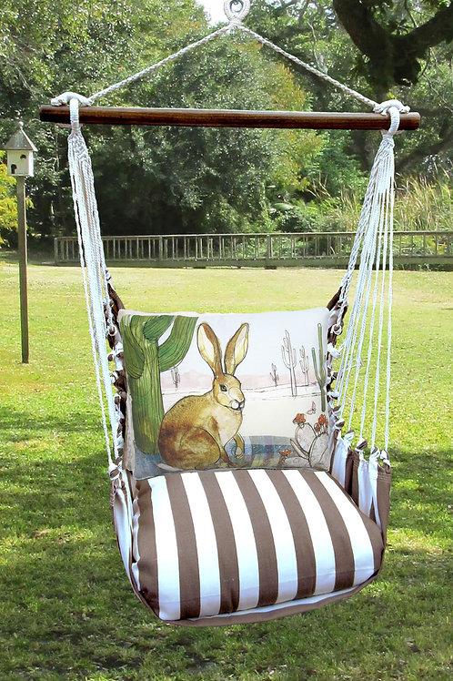 SC Swing Set w/ Jack Rabbit Pillow, SCRR709-SP