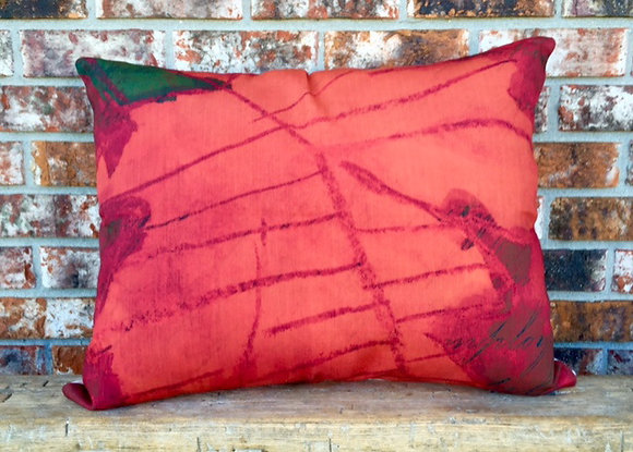 Fall Leaf 2 Pillow, FBY2HP, 19x24