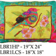 Bird Pillow, LBR1, 2 sizes