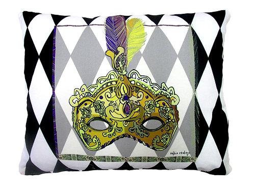 Mardi Gras Mask, RR801HP, 2 sizes