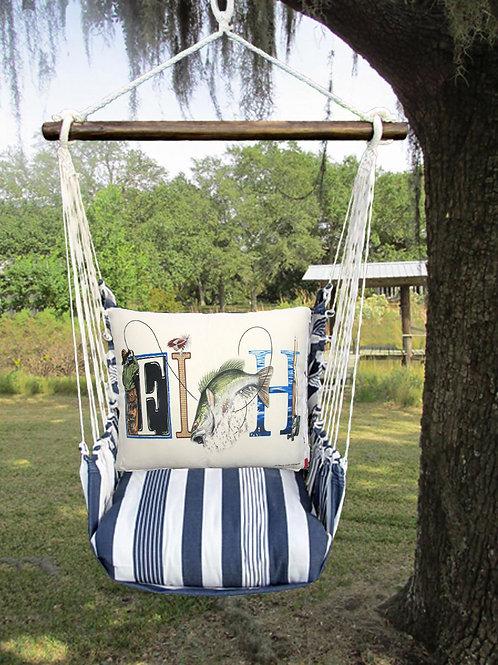 MA Swing Set w/ Fish Pillow, MAMLT702-SP