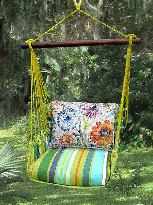 Watercolor Floral Swing Set, CTLS203-SP