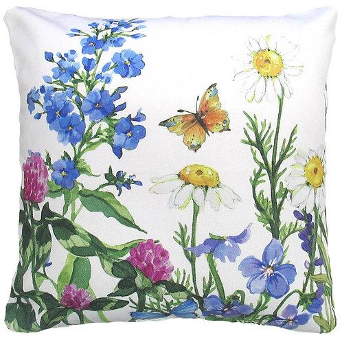 "SR206LCS, Floral Watercolor, 18""x18"""