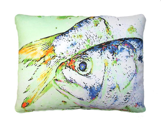 Fish Pillow, SJ501, 2 sizes