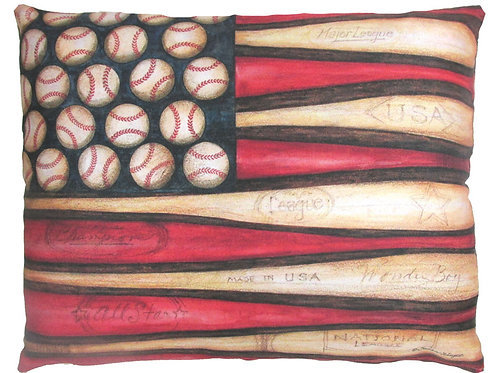 Baseball Flag, SW808, 2 sizes