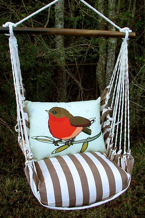 SC Swing Set w/ Red Robin Pillow, SCRWER-SP