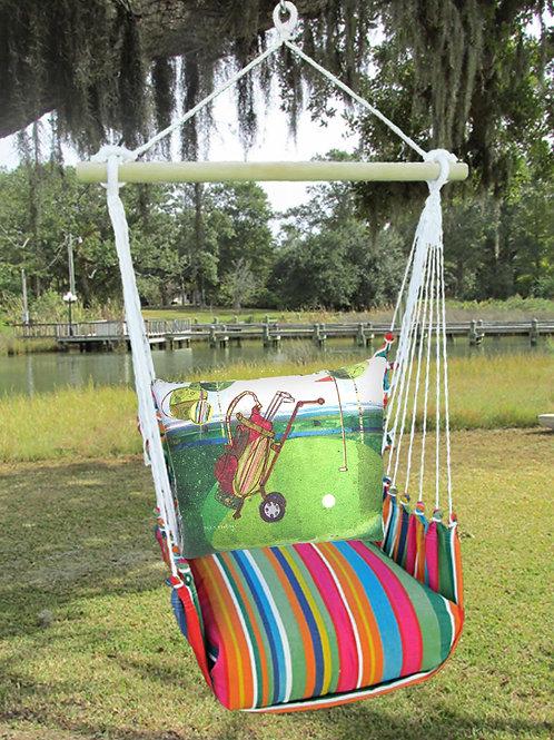 Golf Clubs Swing Set, LJRR914-SP