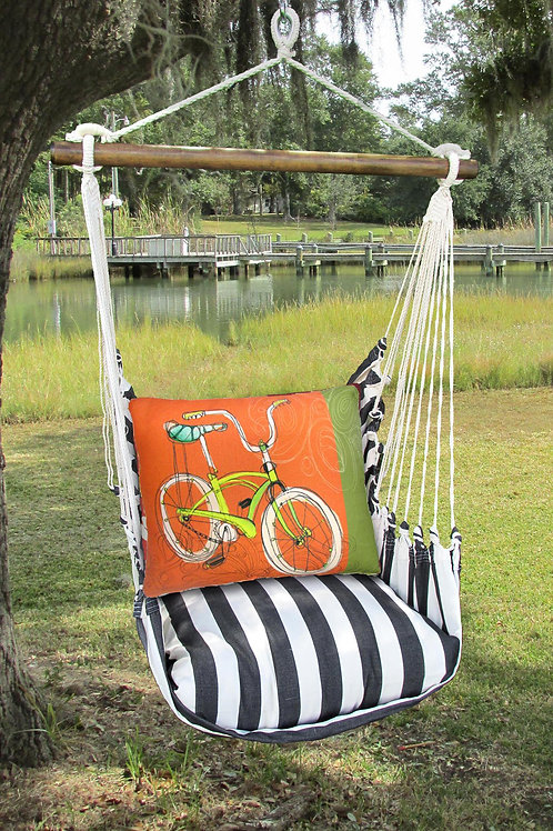 TB Swing Set w/ Retro Bicycle, TBRR617-SP