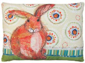 SC Pillow, Bunny, RRBKBLCS, 18x18