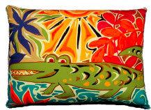 RB Pillow, Alligator, ALLCS, 18x18