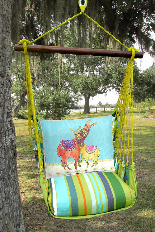 Mama LLama Swing Set, CTRR909-SP