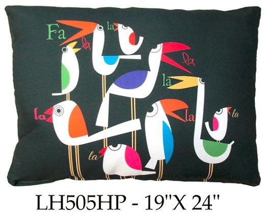 Singing Birds, LH505HP, 19x24