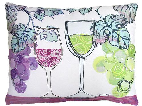 Wine Glasses Pair, RR811HP, 2 sizes