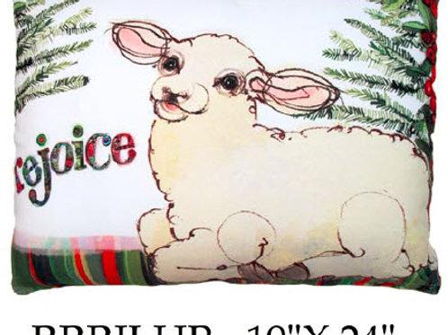 Rejoice Lamb, RRRJLHP, 19x24