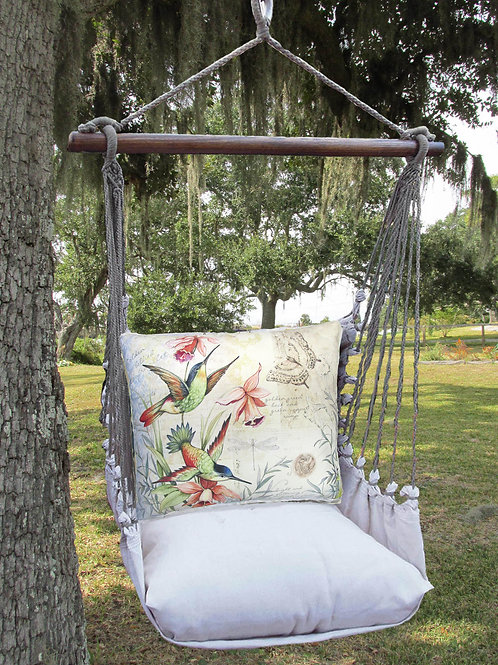 Hummingbirds Swing Set, LTSW901-SP