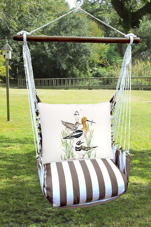 Stack of Shorebirds Swing Set, SCMLT901-SP