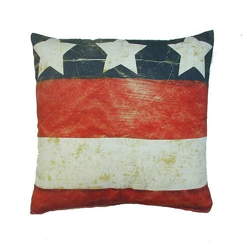 Star Pillow, STR3LCS, 18x18