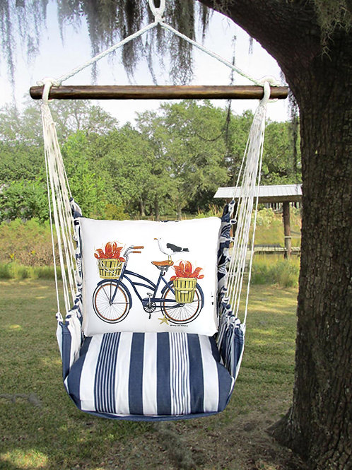 Bicycle with Lobsters Swing Set, MAMLT804-SP
