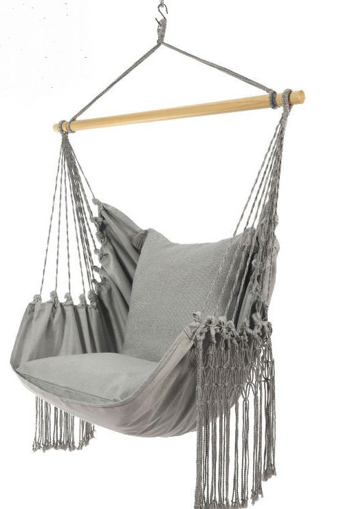 Upcycled Denim Cotton 3 piece Swing Set, UD327LUX-SP3