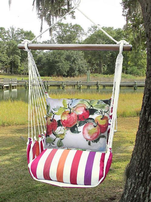 Watercolor Apples Swing Set, CRSW206-SP