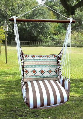 SC Swing Set w/ Southwest 3 Pillow, SCSTW3-SP