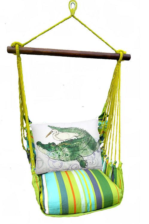 Citrus Swing Set w/ Alligator, CTRR708-SP