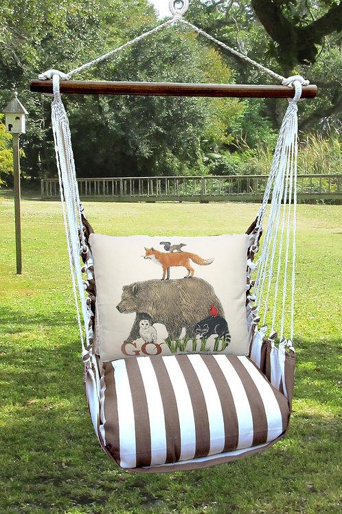 SC Swing Set w/ Go Wild Pillow, SCMLT701-SP