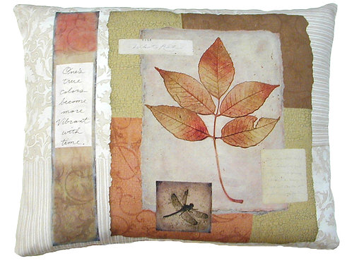 Fall Pillow, LF1HP, 19x24