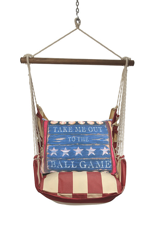 Take Me Out to the Ballgame Swing Set, AMSW807-SP