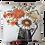 Thumbnail: MLT710LCS, Fall Flowers, 18x18