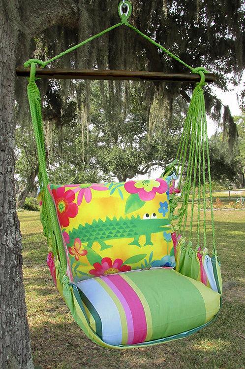 Alligator Swing Set, FLBC701-SP