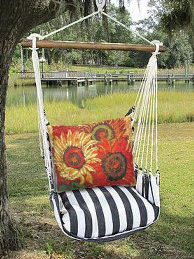 TB Swing Set w/ Sunflowers, TBTC701-SP