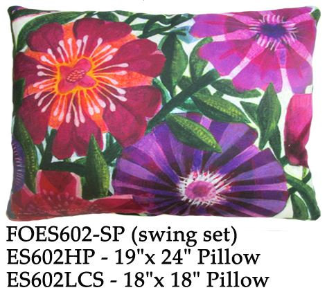 Flowers, ES602, 2 sizes