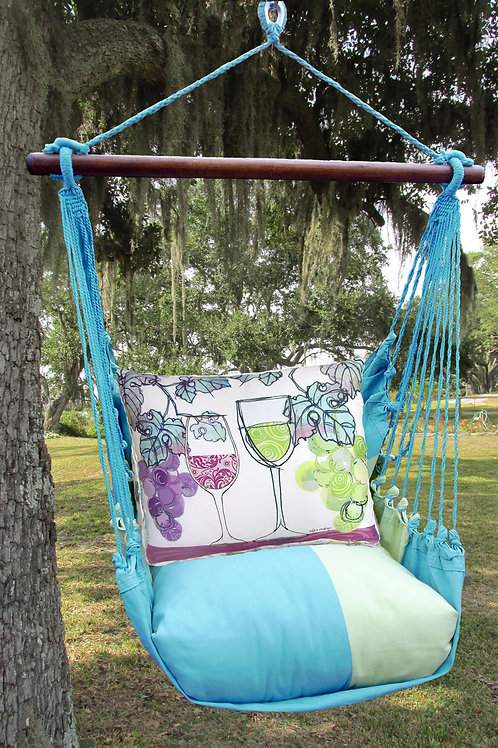 Wine Duo Swing Set, MMRR811-SP