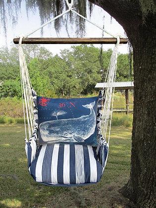 MA Swing Set w/ Whale Pillow, MATC611-SP